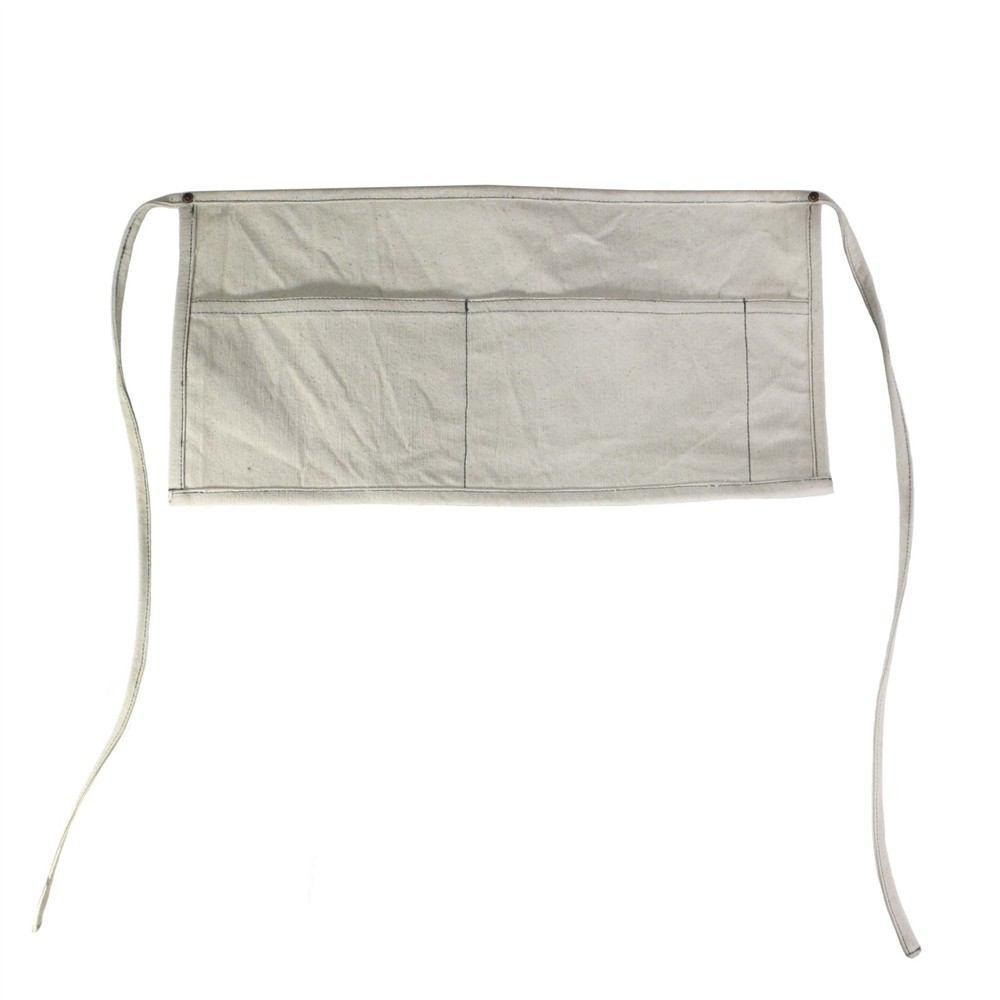 HomArt Workshop Canvas Apron - Tool - Ivory
