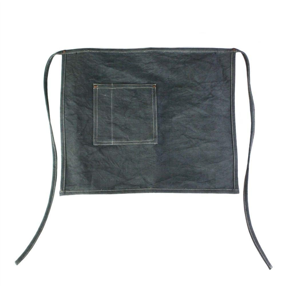 HomArt Workshop Canvas Apron - Chef - Graphite