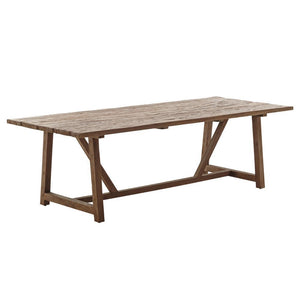 Sika Design Lucas Teak Dining Table, Long