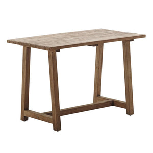 Sika Design Lucas Teak Desk - Natural