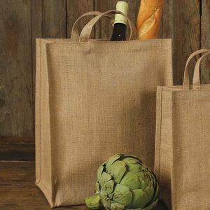 HomArt Grocery Bag - Plain - Set of 10