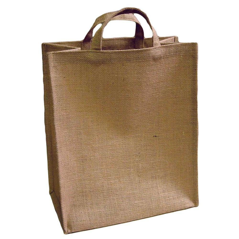 HomArt Grocery Bag - Plain - Set of 10 - Feature Image