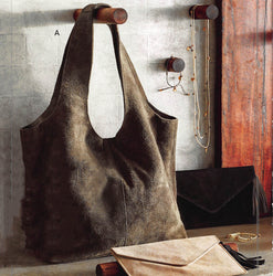 Roost Suave Suede Totes