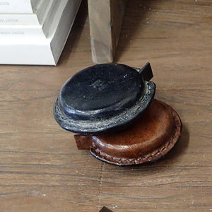 Roost Leather & Hide Tape Measures - Set Of 6