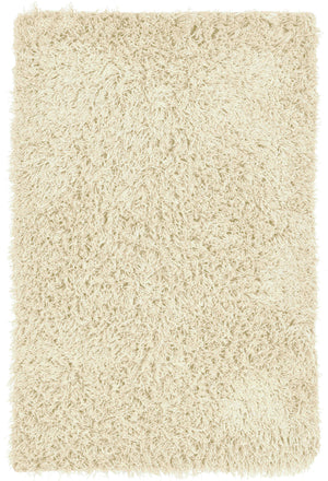 Bali Solid Cream Indoor/Outdoor Rug