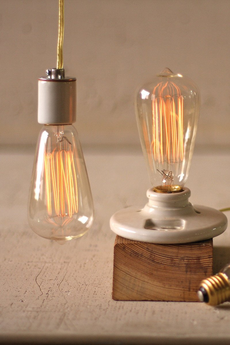 Kalalou Vintage 40W Light Bulb