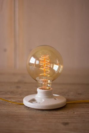 Kalalou Globe Edison Bulb - Set of 4