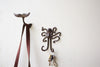 Kalalou Cast Iron Octopus Wall Hook - Set Of 4