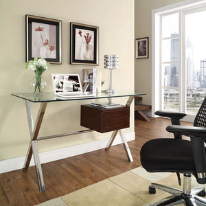 Modway Stasis Office Desk