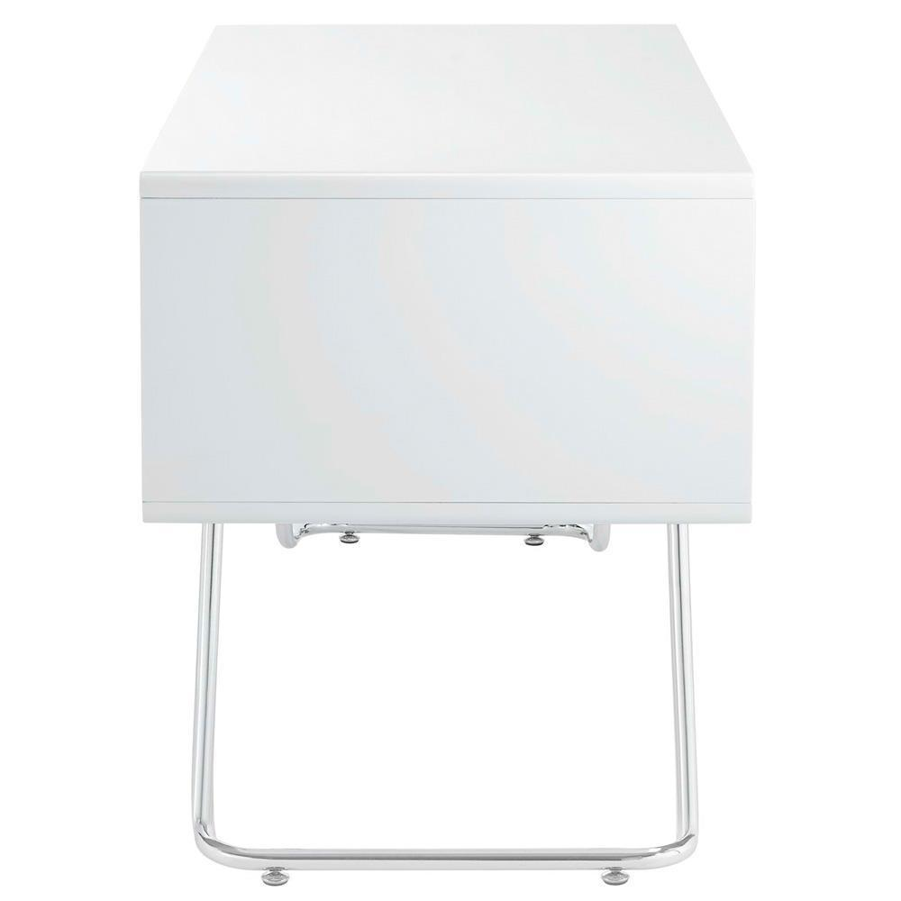 Modway Swag Office Desk - White