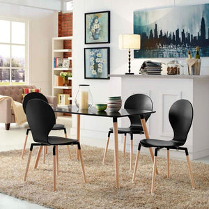 Modway Path Dining Chair - Set of 4