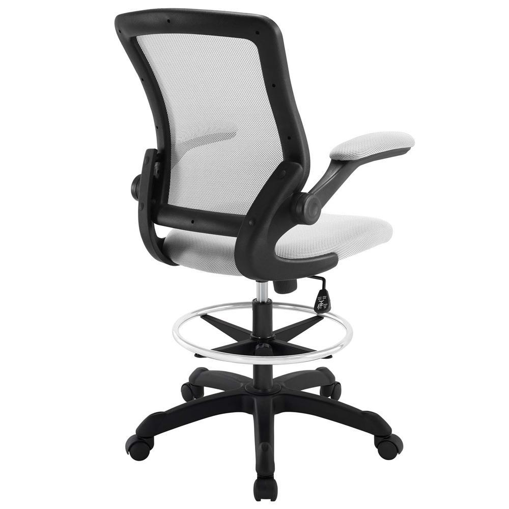 Modway Veer Drafting Chair - Gray