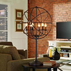 Modway Atom Table Lamp - Black