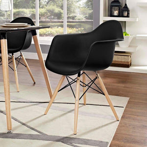 Modway Pyramid Dining Armchair