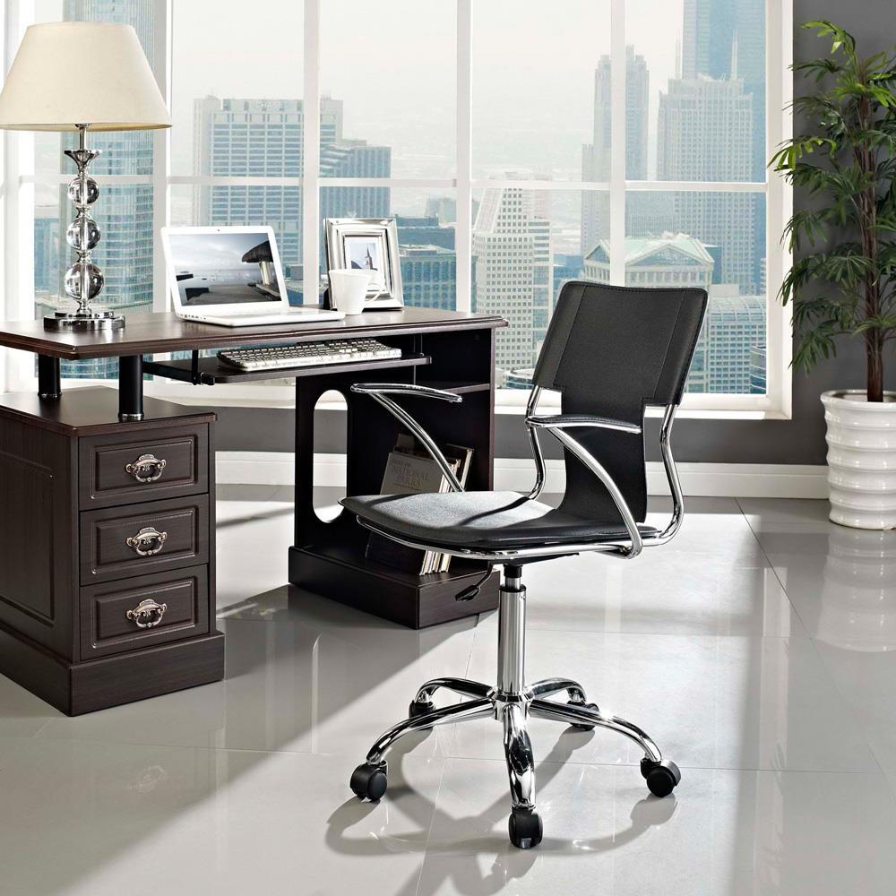 Modway Studio Office Chair - Black