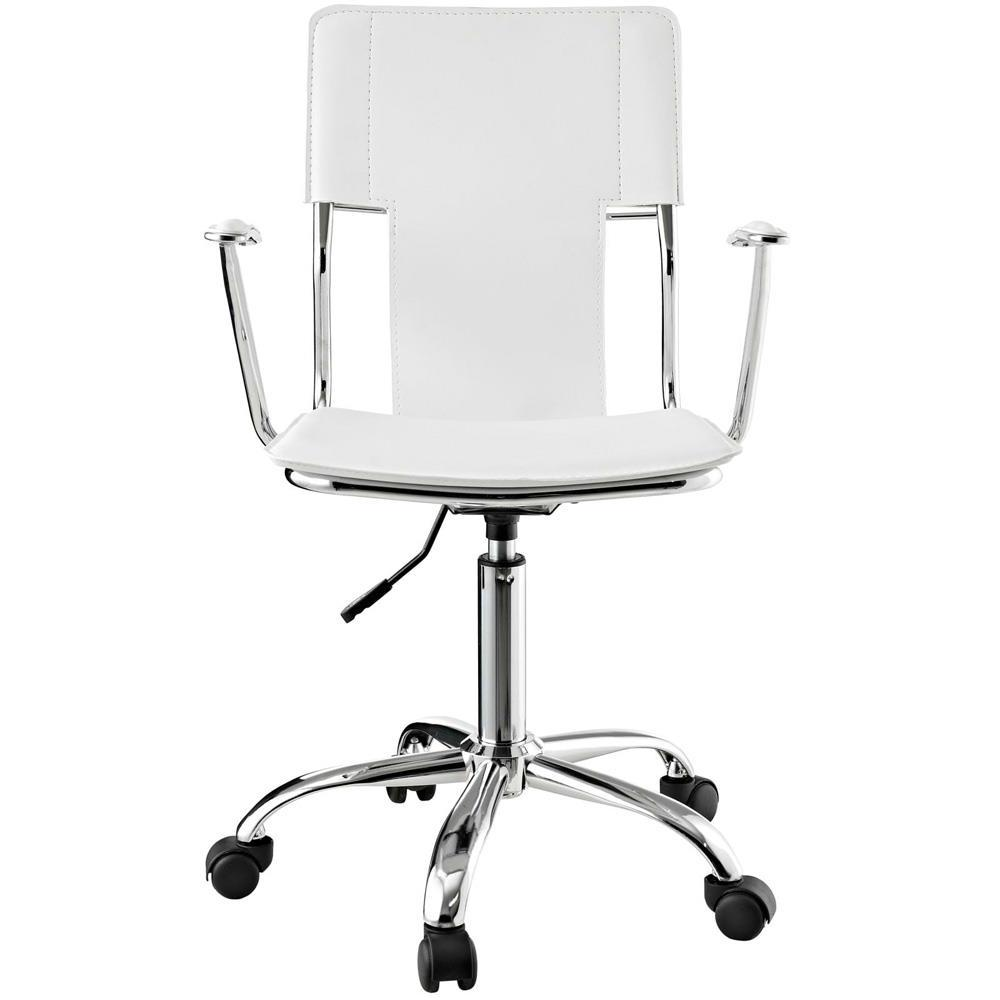 Modway Studio Office Chair - White