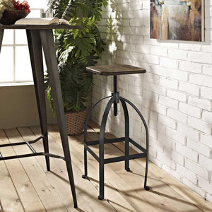 Modway Pointe Bar Stool - Brown