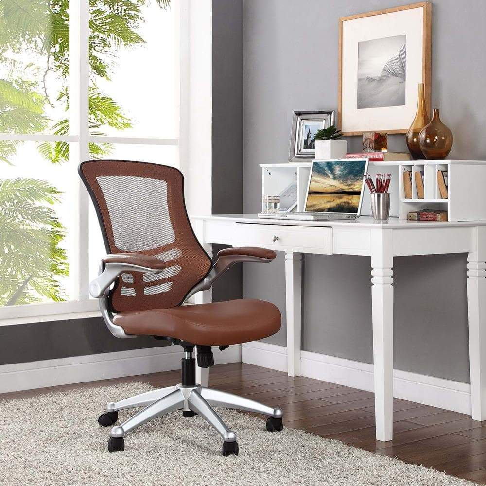 Modway Attainment Office Chair - Tan