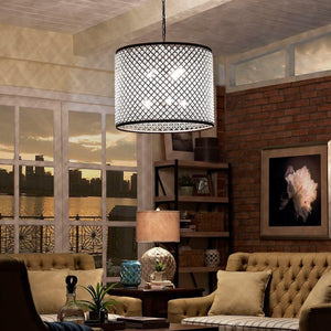 Modway EEI-2114-BRN Prosperity Chandelier - Brown