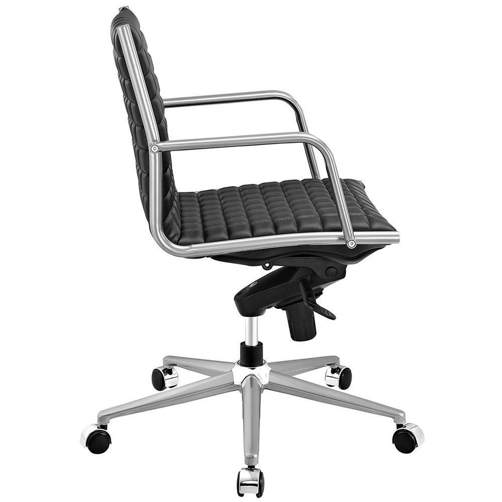 Modway Pattern Office Chair - Black