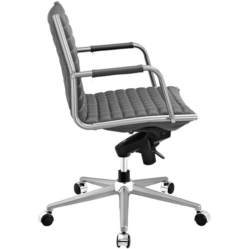Modway Pattern Office Chair - Gray