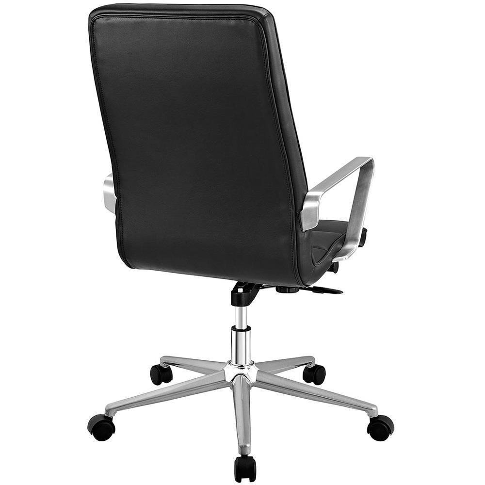 Modway Tile Highback Office Chair - Black