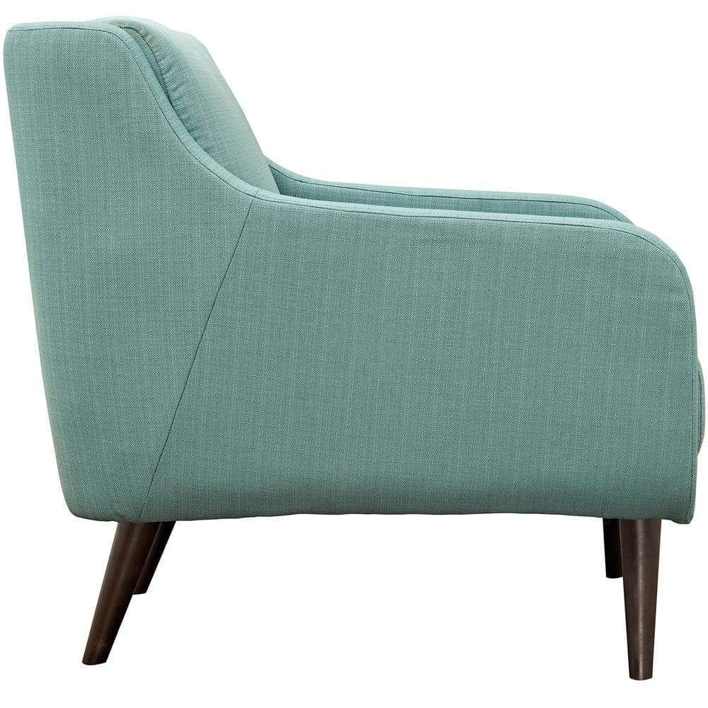 Modway Verve Upholstered Armchair - Laguna
