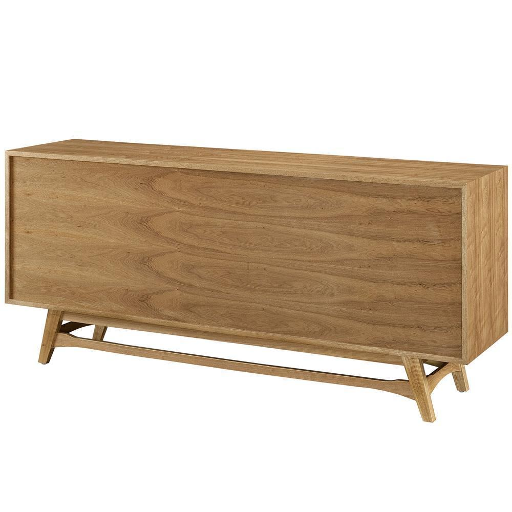Modway Concourse Console Table - Natural