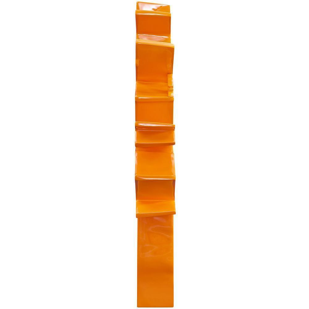Modway Knowledge Bookcase - Orange