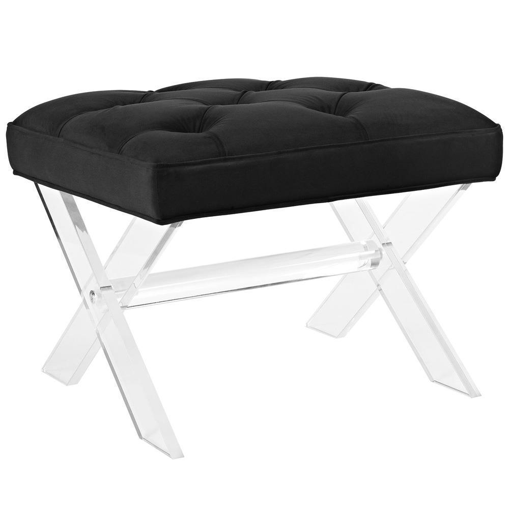 Modway Swift Bench - Black