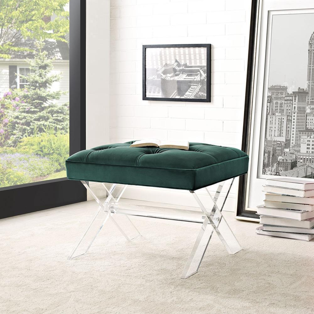 Modway Swift Bench - Green