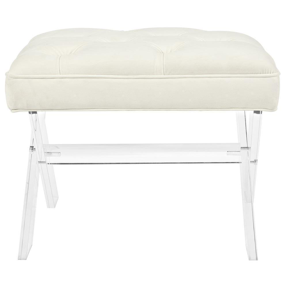 Modway Swift Bench - Ivory