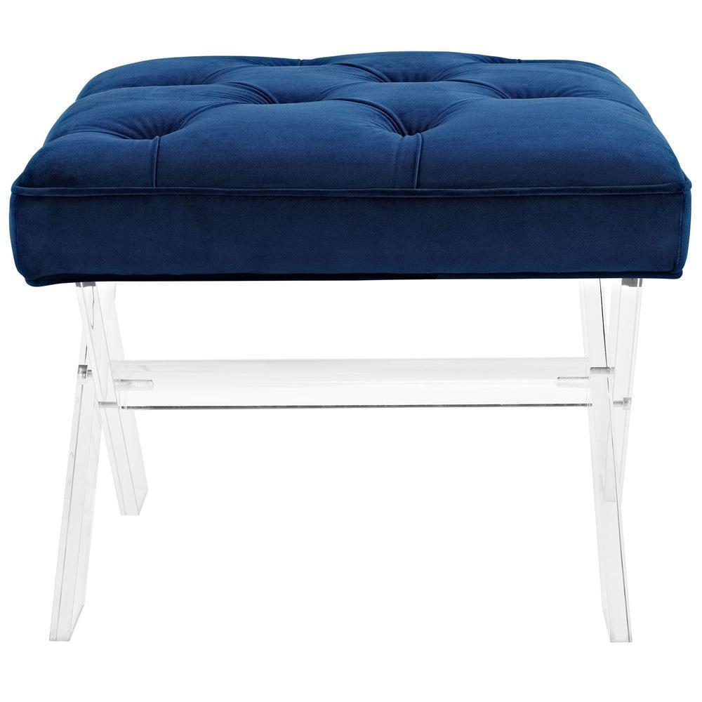 Modway Swift Bench - Navy
