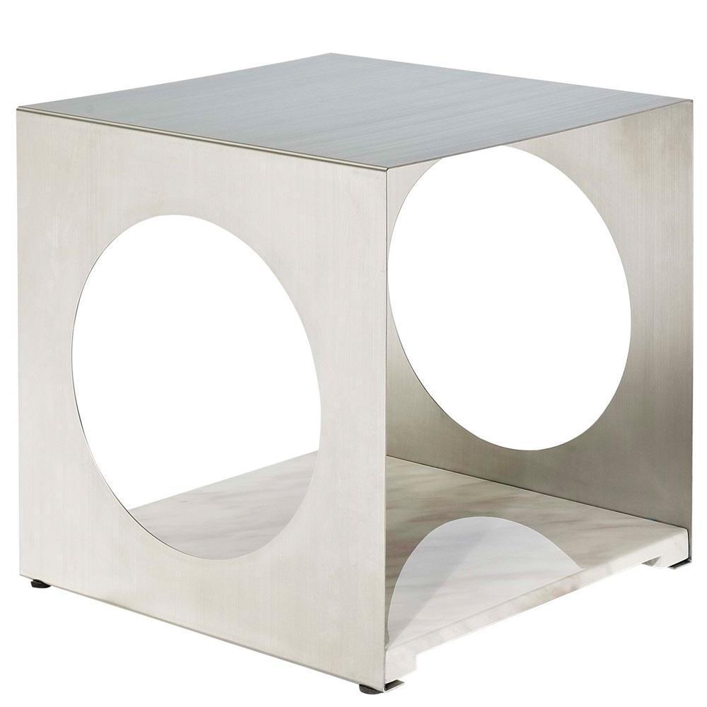 Modway Surpass Side Table - White
