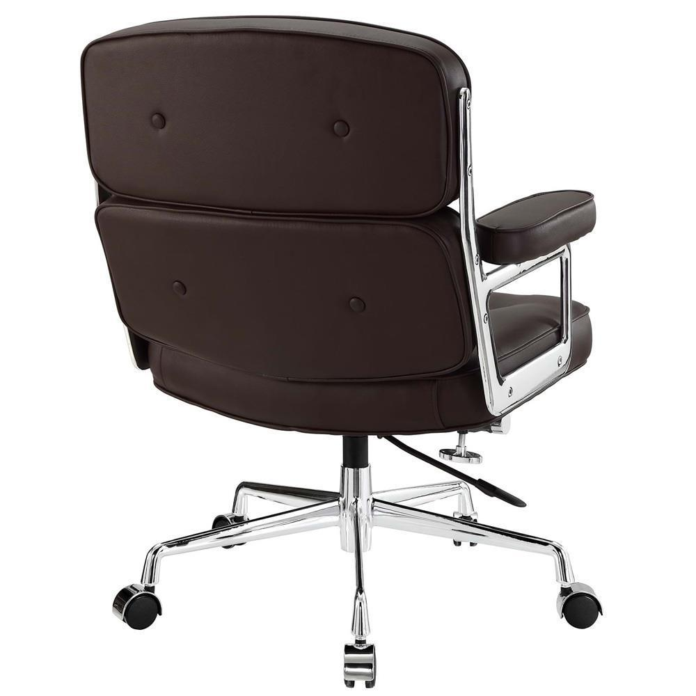 Modway Remix Office Chair - Brown