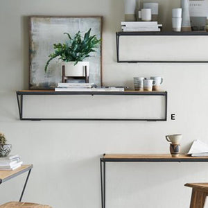 Roost A-Frame Folding Wall Shelf