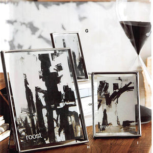 Roost Steel-Edged Standing Frames