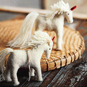 Roost Magic Unicorn Ornament - Set Of 8