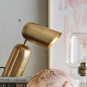 Roost Incline Brass Desk Lamps