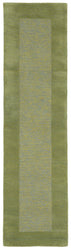 Mercer Border Green Indoor Rug