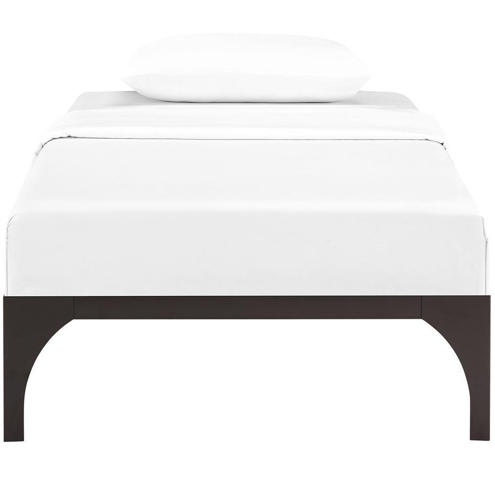 Modway Ollie Twin Bed Frame - Brown