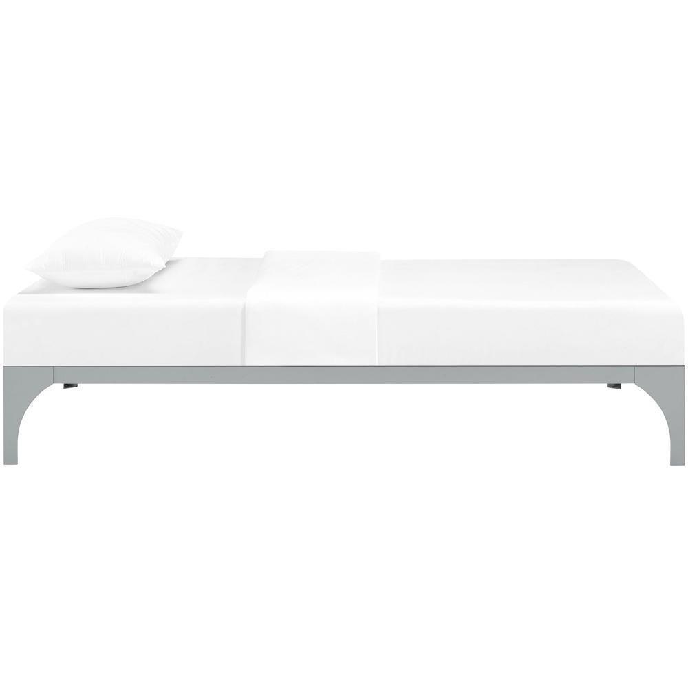 Modway Ollie Twin Bed Frame - Gray