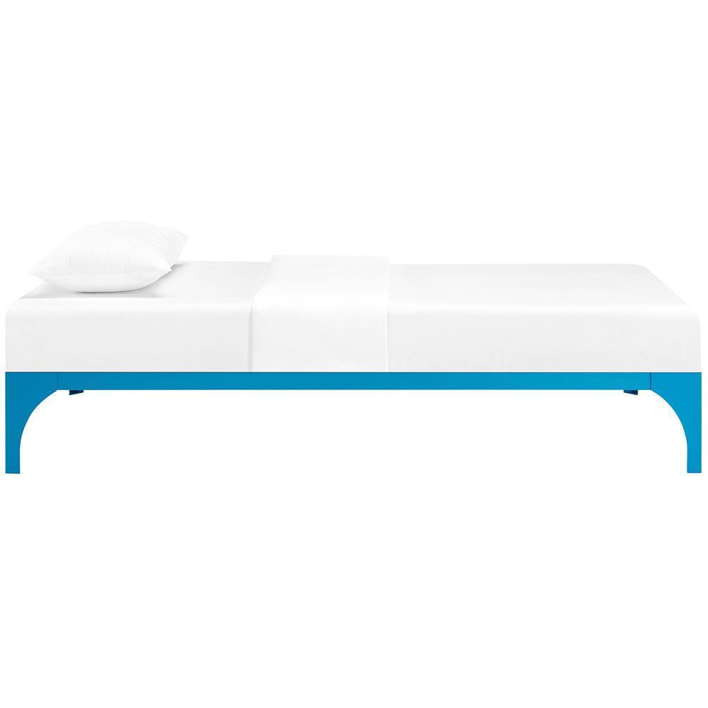 Modway Ollie Twin Bed Frame - Light Blue