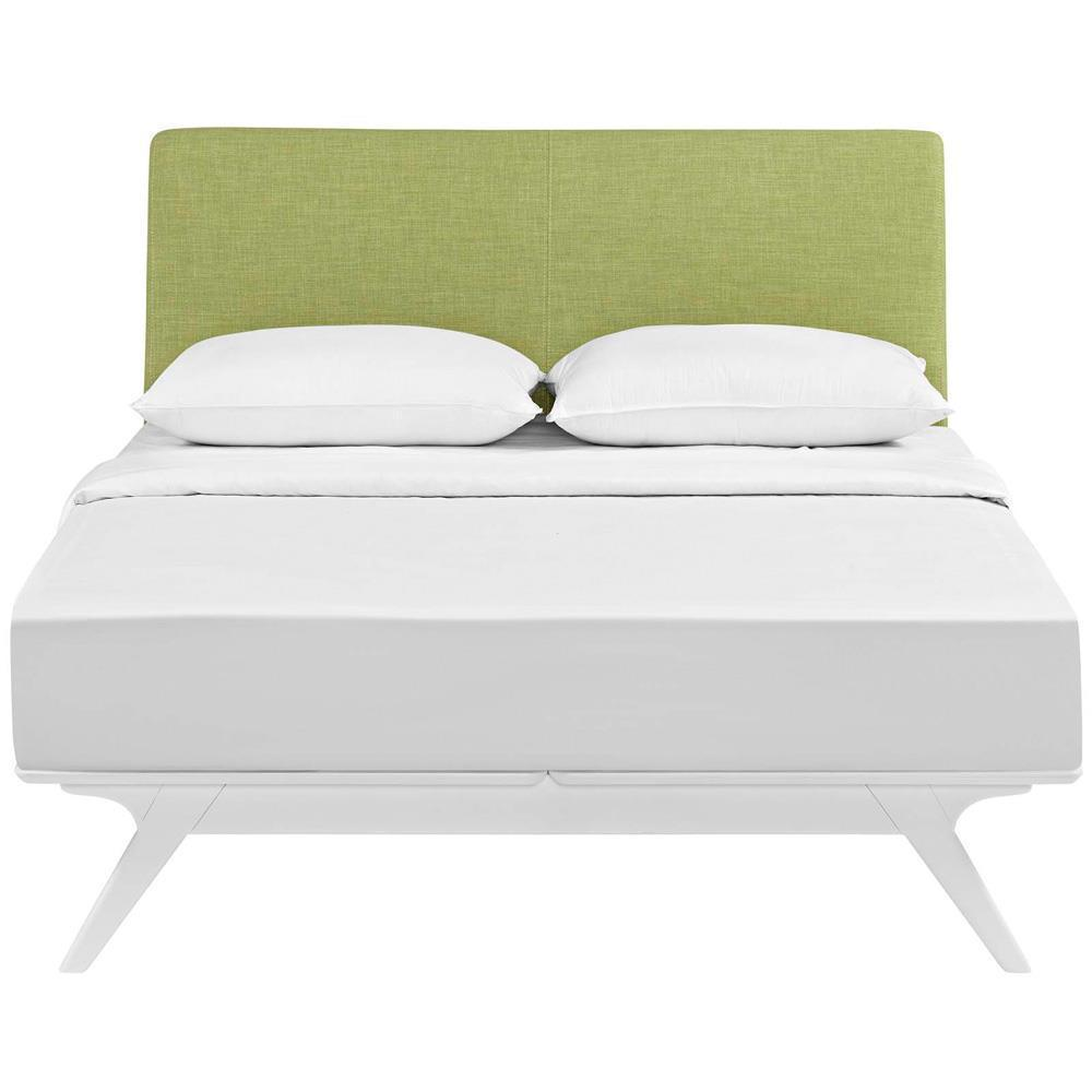 Modway Tracy Full Bed - White Green