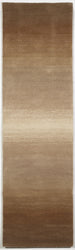 Ombre Stripes Neutral Indoor Rug