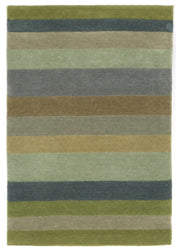 Oslo Stripes Ocean Indoor Rug