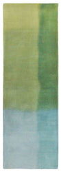 Piazza Watercolors Sea Breeze Indoor Rug