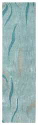 Roma Stream Teal Indoor Rug