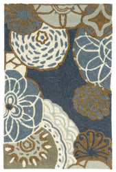 Ravella Disco Denim Indoor/Outdoor Rug