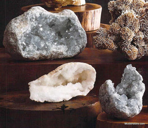 Roost Celestite Specimens
